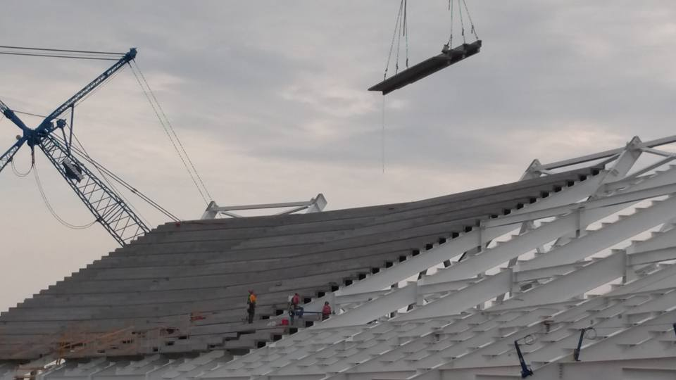 Colorado State University Stadium - Bleachers 2
