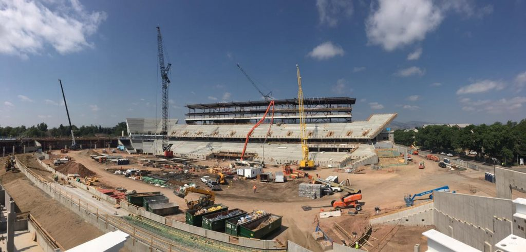 Colorado State University Stadium - panorama 02
