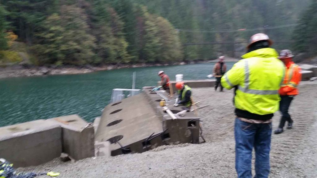 Ross Rock Slide Barge Landing - 002