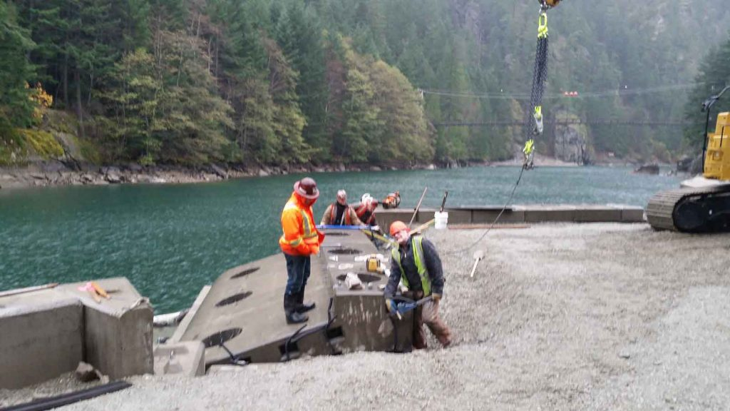 Ross Rock Slide Barge Landing - 003